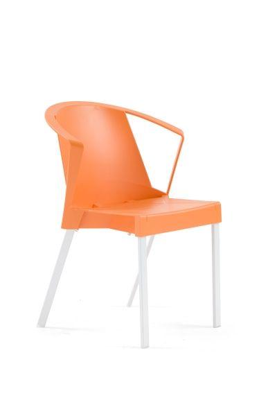 Plastikinė kėdė SOLEI ARM
