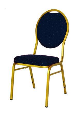 Banketinė kėdė RESO blue