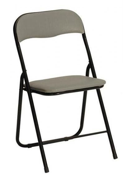 Sulankstoma kėdė K-5 pilka