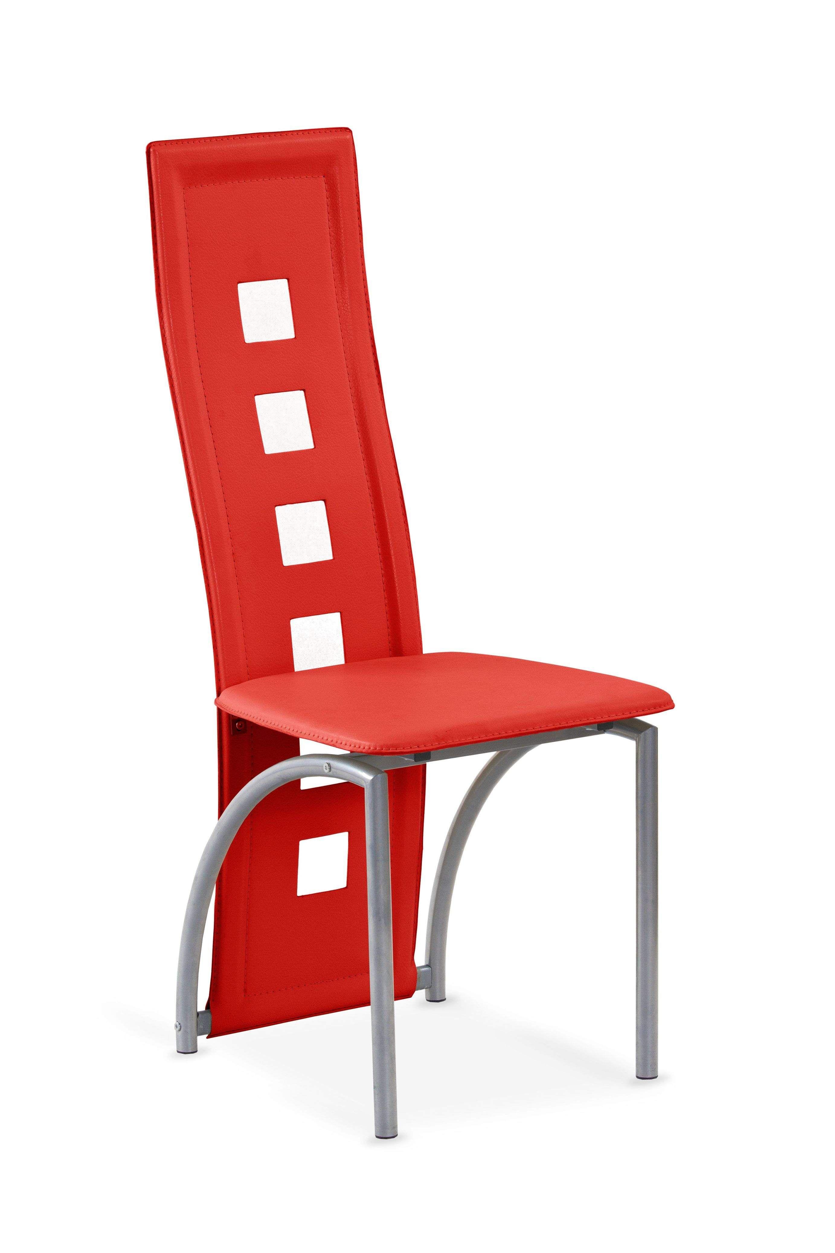 Kėdė K4-M raudona