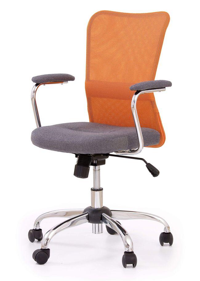 Kėdė ANDY apelsinas