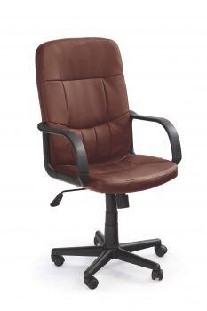 Biuro kėdė DENZEL ruda