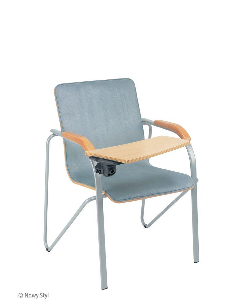 Kėdė SAMBA wood plus TE chrome