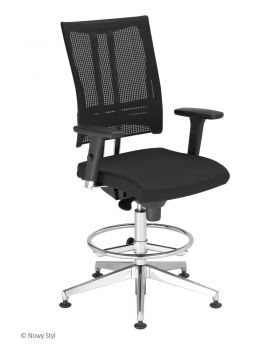 Kėdė @-MOTION U R18K steel 33 chrome
