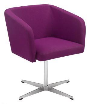 Kėdė HELLO 1S CROSS chrome