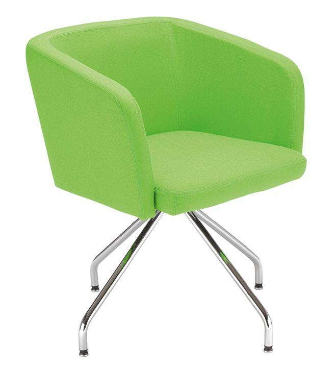 Kėdė HELLO 4S chrome