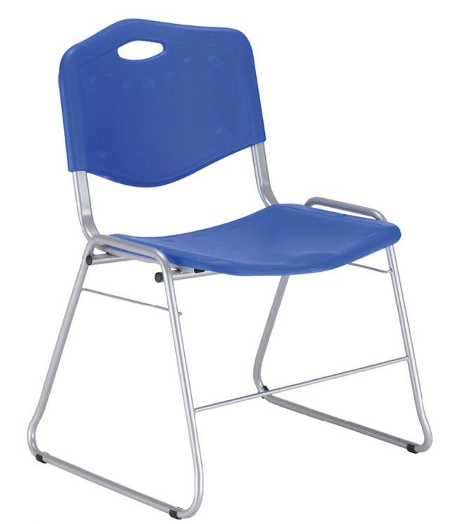 Kėdė ISO plastic cf chrome