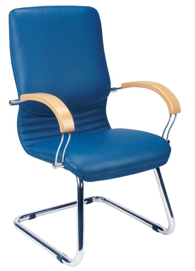 Kėdė NOVA wood cf lb chrome