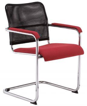 Kėdė RUMBA NET chrome