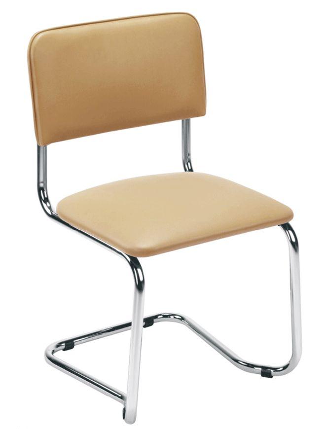 Kėdė SYLWIA S chrome