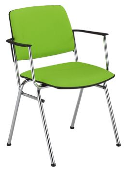 Kėdė V-SIT arm chrome