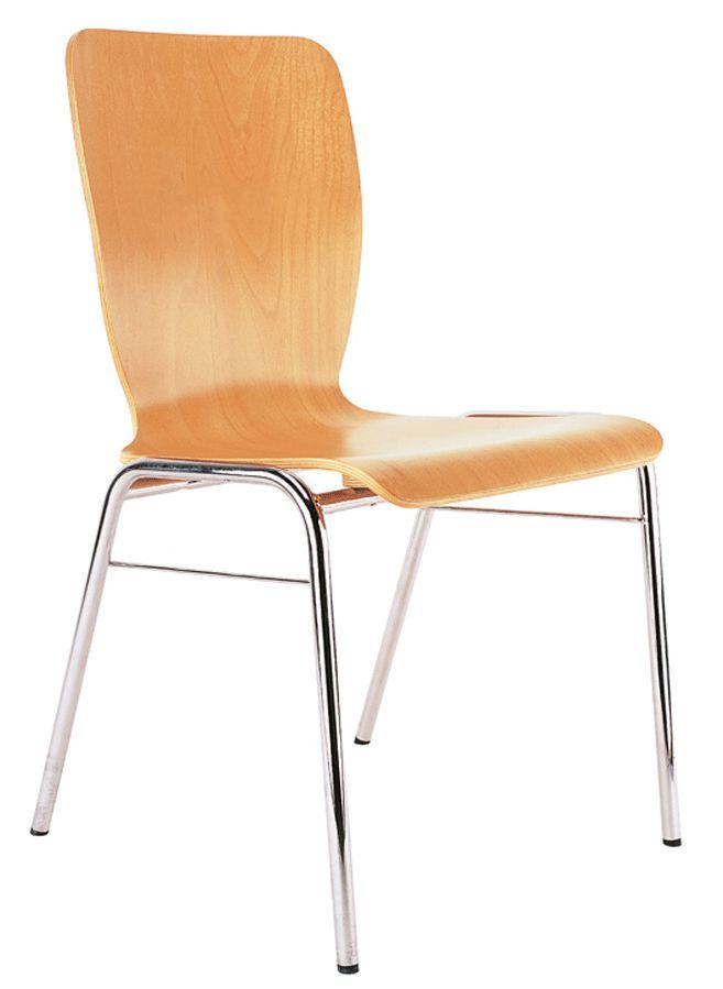 Kėdė WING II click chrome