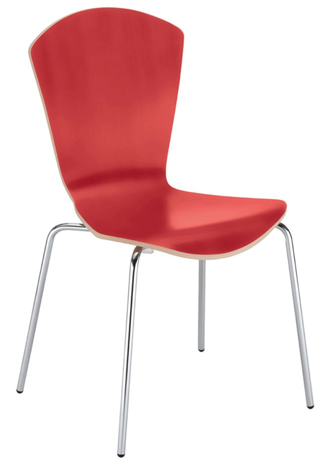 Kėdė INABA chrome