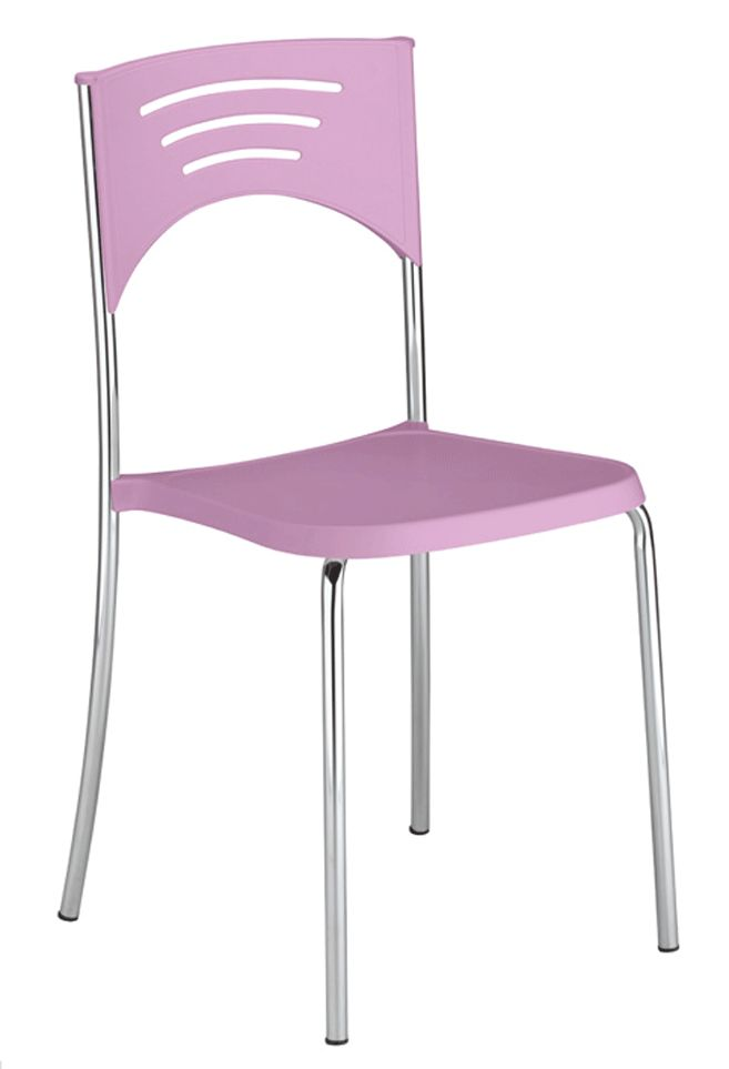 Kėdė LULA chrome