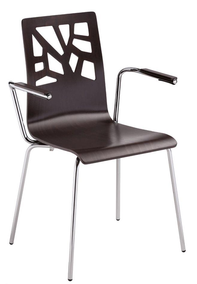 Kėdė VERBENA arm chrome