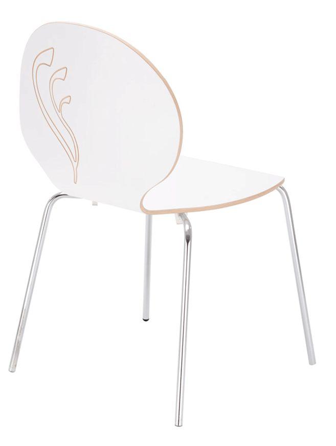 Kėdė ACEROLA II chrome