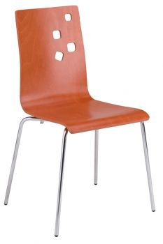 Kėdė AMMI chrome
