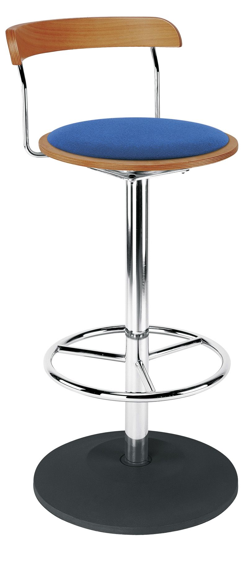 Kėdė BISTRO hocker plus chrome