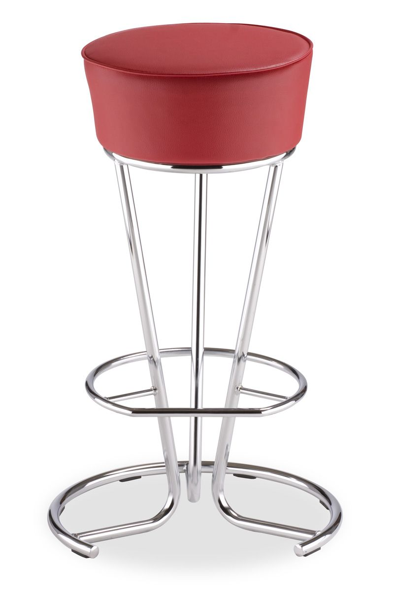 Kėdė PINACOLADA hocker chrome