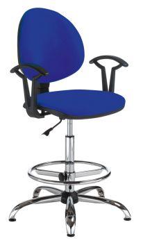 Kėdė SMART gtp27 steel + ring base chrome