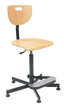 Kėdė WEREK + foot base