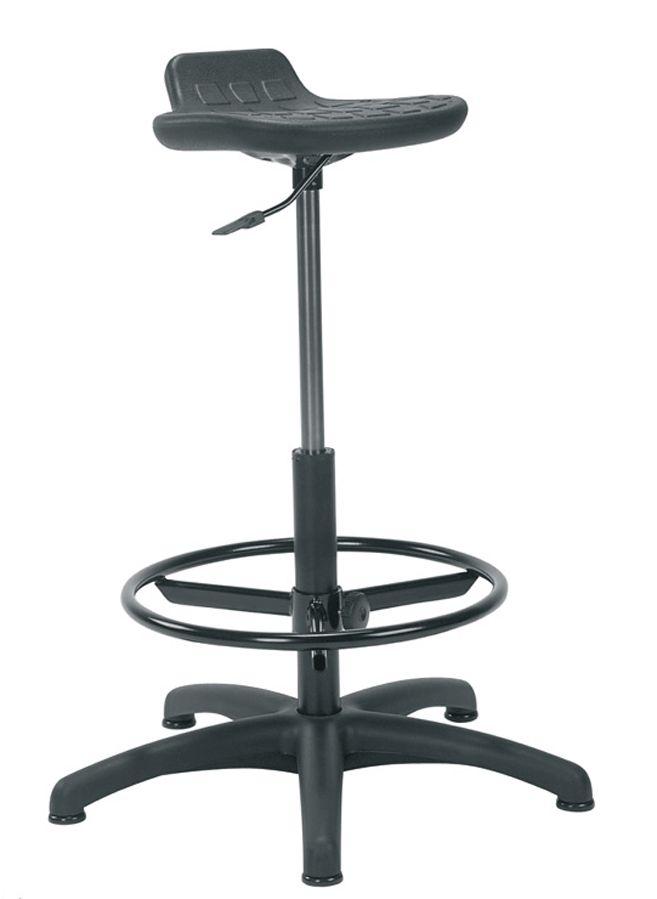 Kėdė WORKER ts02 + ring base