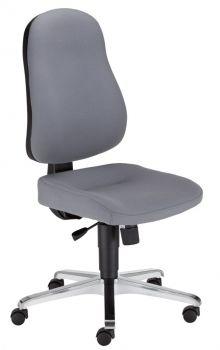 Biuro kėdė BIZZI gts steel 36 chrome with an Active IN mechanism