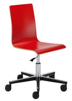 Biuro kėdė CAFE VII gts steel23 chrome