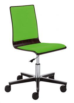 Biuro kėdė CAFE VII gts steel23 plus chrome