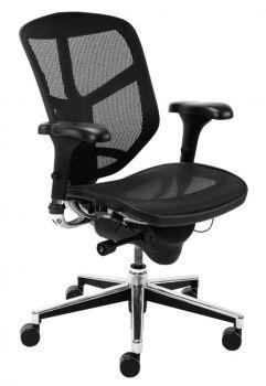 Biuro kėdė ENJOY R with a Syncron mechanism