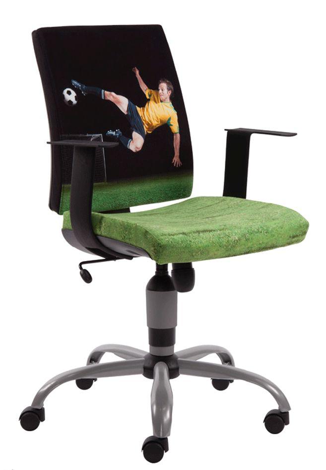 Kėdė FAIR PLAY GREEN GTP