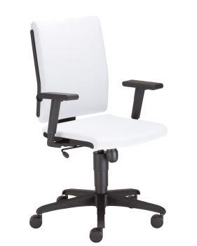 Biuro kėdė MADAME BLACK R19T ts16 ESH with a Tilt mechanism