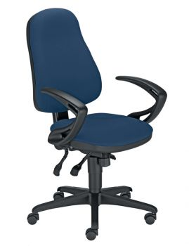 Biuro kėdė OFFIX gtp41 ts16 Ibra with an Ibra mechanism