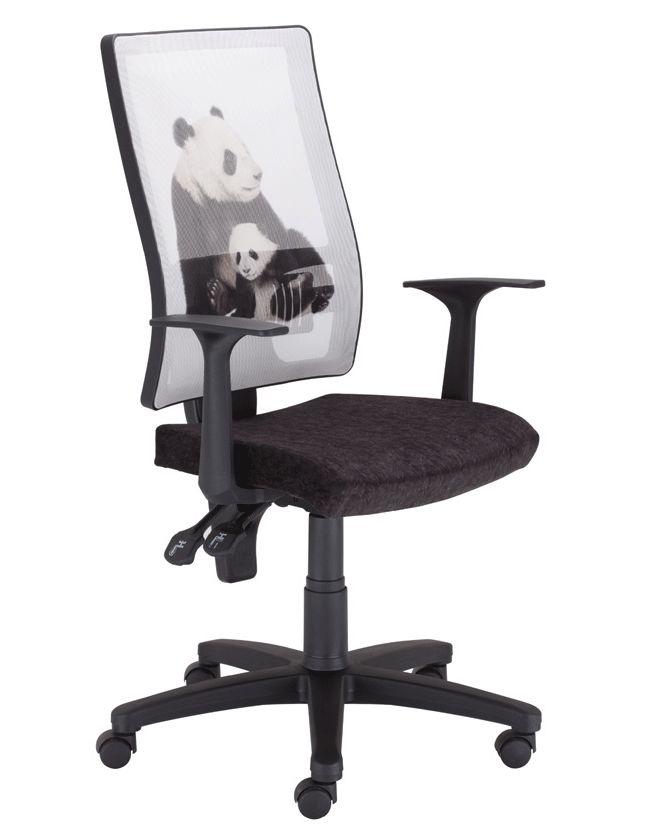 Kėdė SEDIA NATURA PANDA