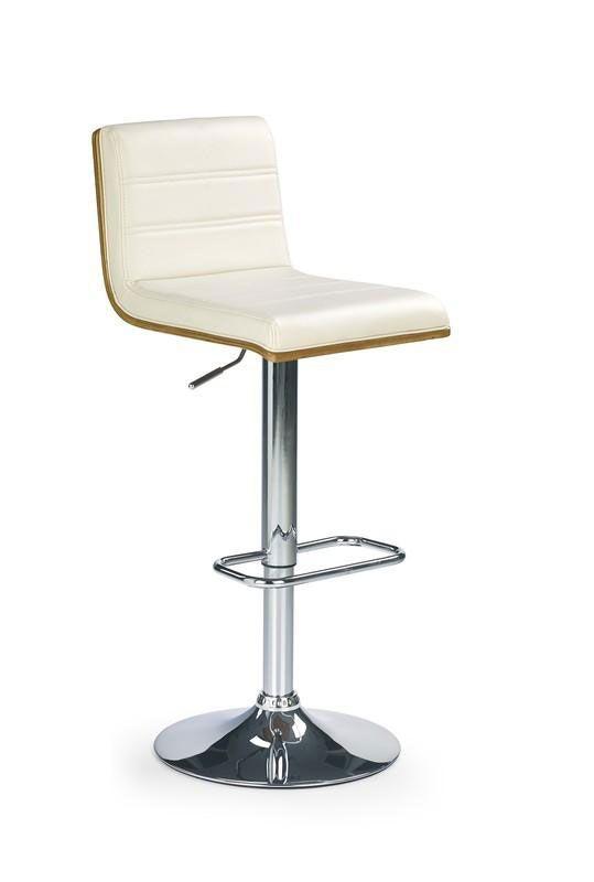 Baro kėdė H-31 kreminė