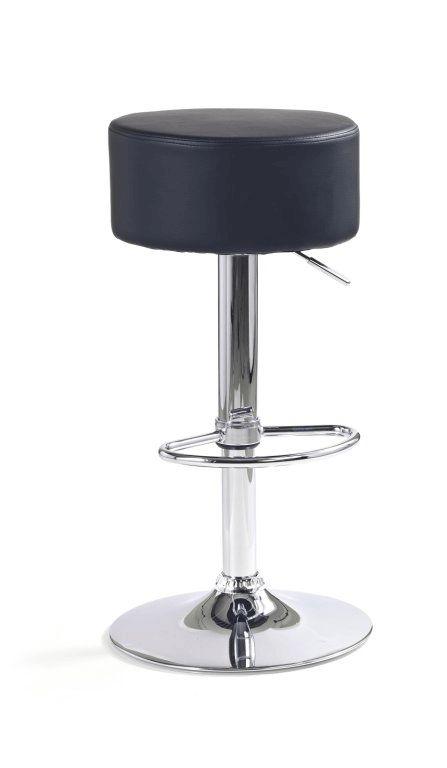 Baro kėdė H/23 juoda