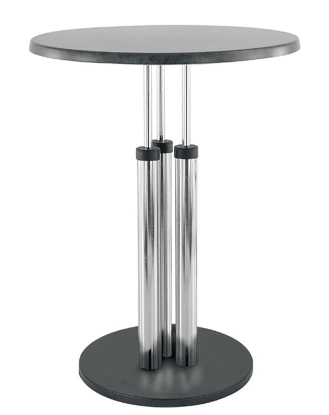 Stalas BISTRO table chrome