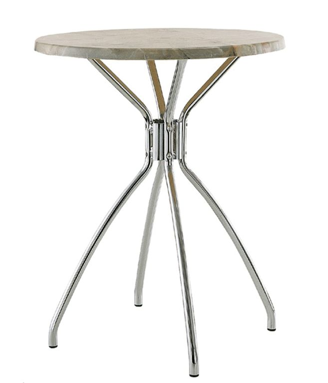 Stalas DONA 4 table chrome