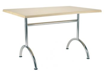 Stalas GALA table chrome