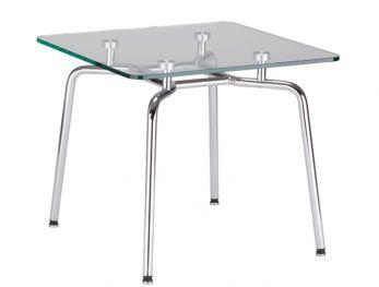 Stalas HELLO table GL chrome