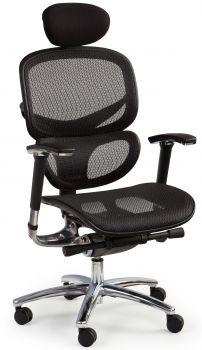 Kėdė PRESIDENT juoda