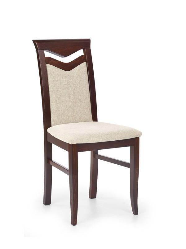 Kėdė CITRONE riešutas