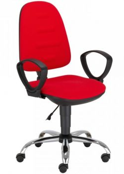 Biuro kėdė PEGAZ gtp2 steel ergo with a CPT mechanism