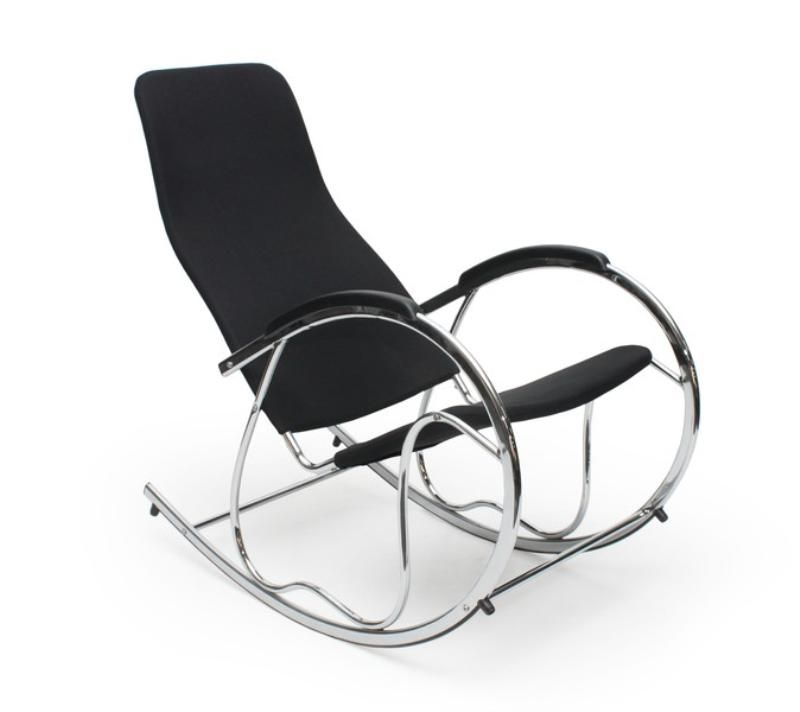 Supama kėdė BEN_2 juoda