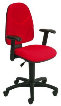 Biuro kėdė Webst@r R1E profil with a Kontakt mechanism