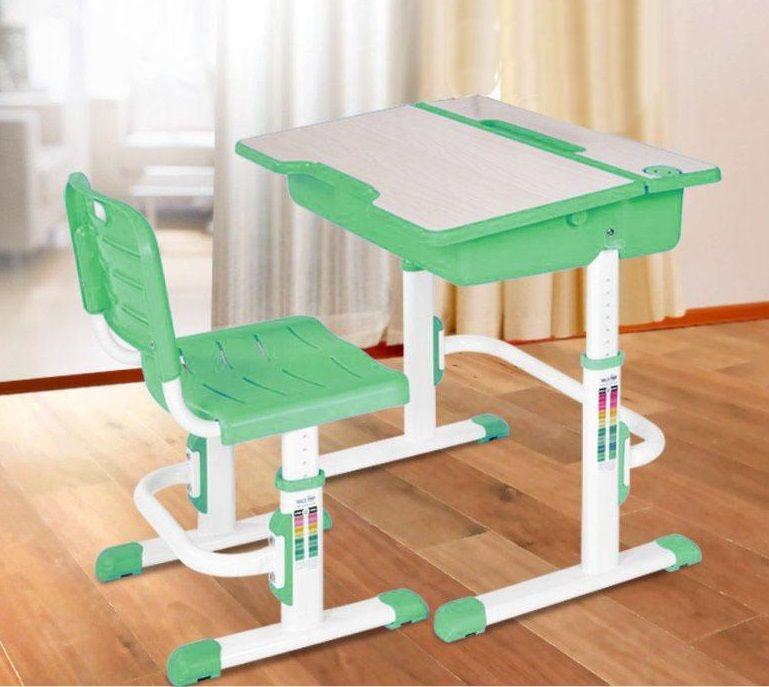 Augantis stalas ASTRO 2 žalias