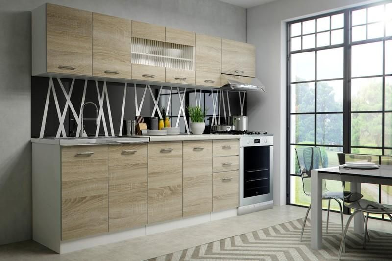 Virtuvė PERLA