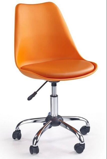 Kėdė COCO oranžinė