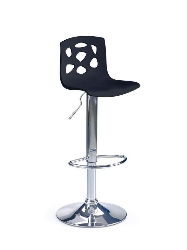 Baro kėdė H-48 juoda