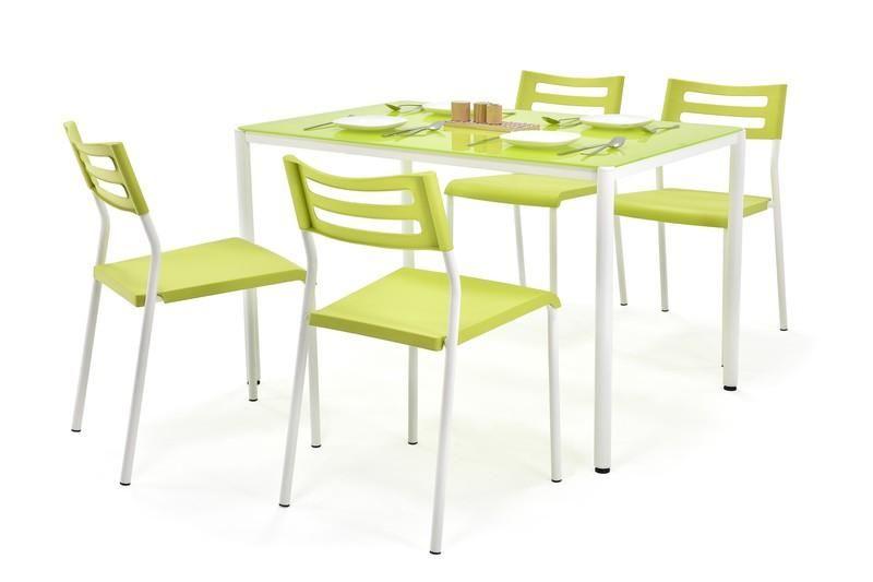 Stalas su kėdėmis FIGARO salotinis